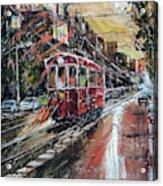 Urban Morning Iv Acrylic Print