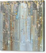 Urban Reflections II Day Version Acrylic Print