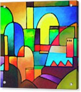 Urbanity 2 Acrylic Print