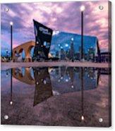Us Bank Stadium In Minneapolis Acrylic Print