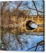Uw Arboretum  Acrylic Print