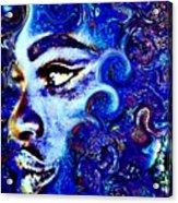 Vale Acrylic Print