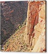 Valley Colorado National Monument 2884 Acrylic Print