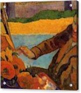 Van Gogh Painting Sunflowers 1888 Acrylic Print