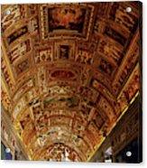 Vatican City  Acrylic Print