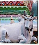 Vedagiriswarar Temple Acrylic Print