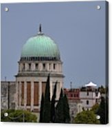 Venetian Skyline Acrylic Print