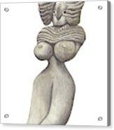 Venus Of Merhgargh Acrylic Print