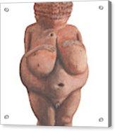 Venus Of Willendorf Acrylic Print