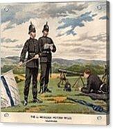 Victoria Rifles Acrylic Print