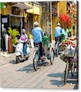Vietnam Street Acrylic Print