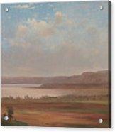 View Of Lake Pepin, Minnesota, 1862 Acrylic Print