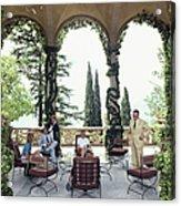 Villa Del Balbianello Acrylic Print