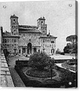 Villa Medici Acrylic Print
