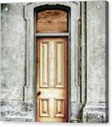 Vintage Door Acrylic Print
