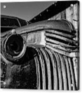 Vintage Truck Jerome Arizona Acrylic Print