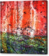 Vulcanic Experience Acrylic Print