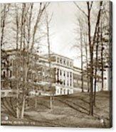Walter Reed General Hospital Dec. 2, 1924 Acrylic Print
