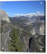 Washburn Point, Yosemite Np Acrylic Print