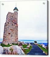 Watchtower Of The Sky Acrylic Print