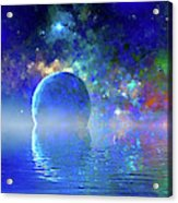Water Planet One Acrylic Print