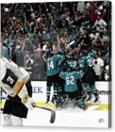 Western Conference Acrylic Print