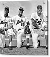 What Could Be The New York Mets Acrylic Print