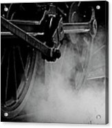 Wheels  State Railway Of Thailand Srt Acrylic Print