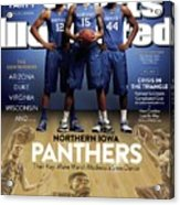 Who Can Catch The Cats Northern Iowa Panthers, Their Key Sports Illustrated Cover Acrylic Print