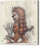 Wild Things Acrylic Print