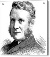 William Arrol 1830-1913, Scottish Civil Acrylic Print