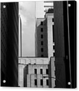 Windows, Montreal, Quebec, Canada Acrylic Print
