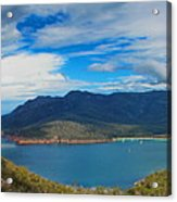Wineglass Bay Acrylic Print