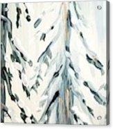Winter Trees #4 Acrylic Print