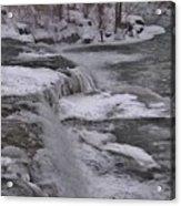 Wny Winter Wonderland Acrylic Print