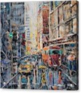 Workday II Acrylic Print