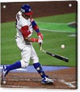 World Baseball Classic - Pool F - Game Acrylic Print