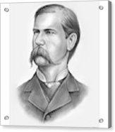 Wyatt Earp Acrylic Print
