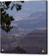 Yaki Point Acrylic Print