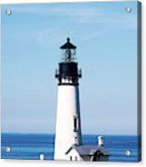 Yaquina Head Lighthouse 101618 Acrylic Print