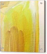 Yellow #3 Acrylic Print