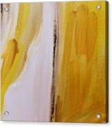 Yellow #5 Acrylic Print