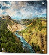 Yellowstone National Park - 05 Acrylic Print