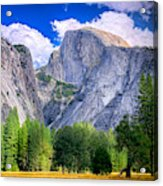 Yosemite National Park California Acrylic Print