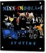 Your Friends At Minnamoolka Station Acrylic Print
