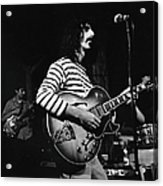 Zappa & The Mothers On Stage Acrylic Print
