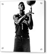 Zion Williamson Acrylic Print