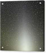 Zodiacal Light Seen From Paranal Acrylic Print