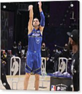 2021 NBA All-Star - Taco Bell Skills Challenge Acrylic Print