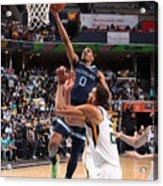 2021 NBA Playoffs - Utah Jazz v Memphis Grizzlies Acrylic Print